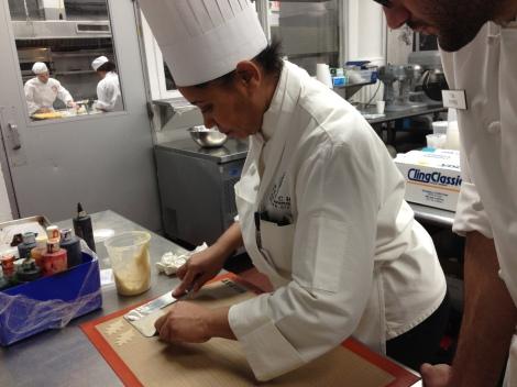 Chef Mimi