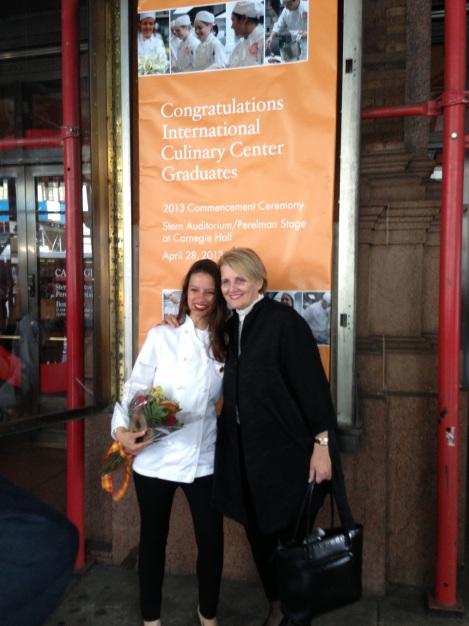 Dorothy Cann Hamilton and me!